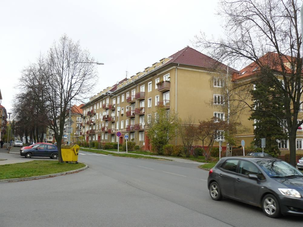bytové domy Příbram