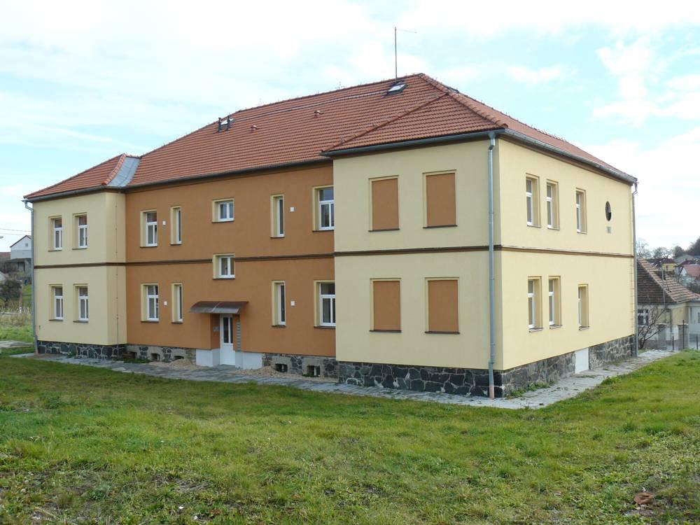 bytový dům Březnice