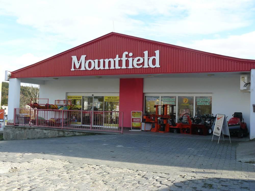 fasáda Mountfield Příbram