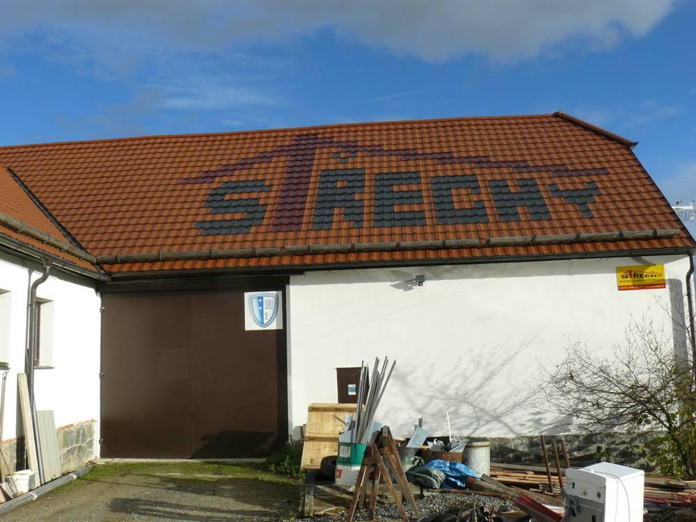 střecha firemni provozovny
