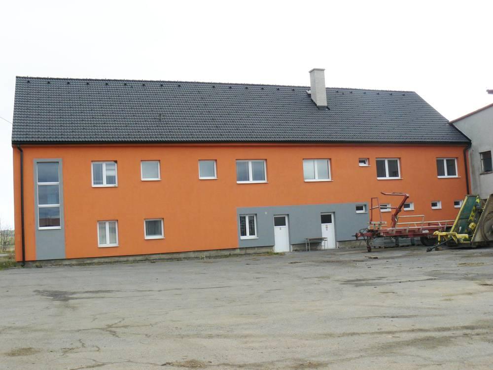 administrativní budova Rožmitál pod Třemšínem