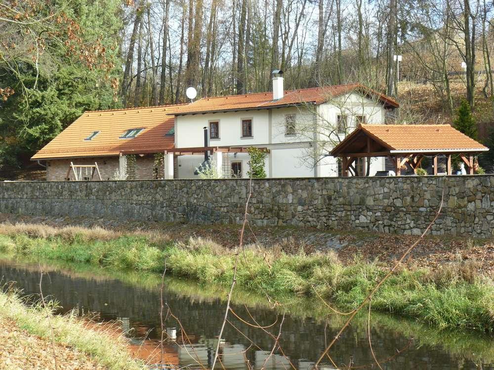rodinný dům Březnice