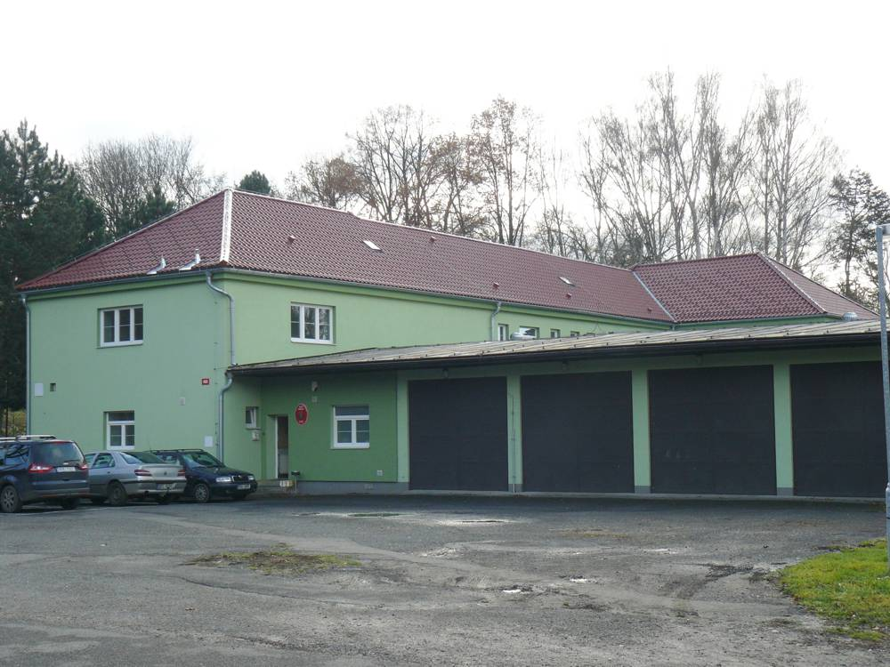 poliklinika Březnice